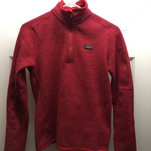 Patagonia Sweaters - Patagonia Women's Better Sweater Red Small
